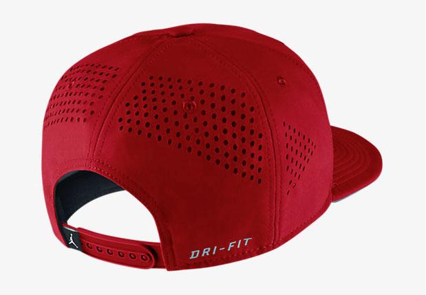 afbc9f2f3347 jordan-jumpman-perforated-hat-red-2