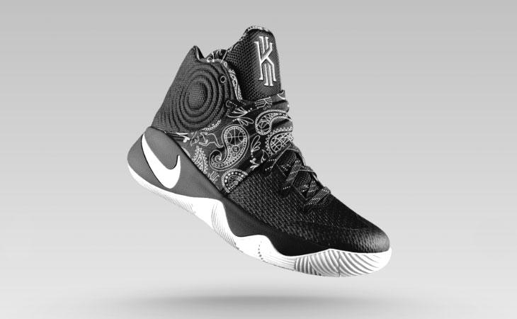 Nike Kyrie 2 iD Fathers Day | SportFits.com