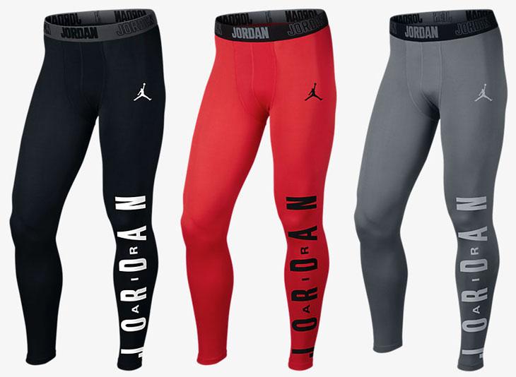 Jordan Aj Classic Compression Tights Sportfits Com