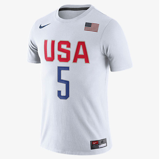 nike team usa shirt