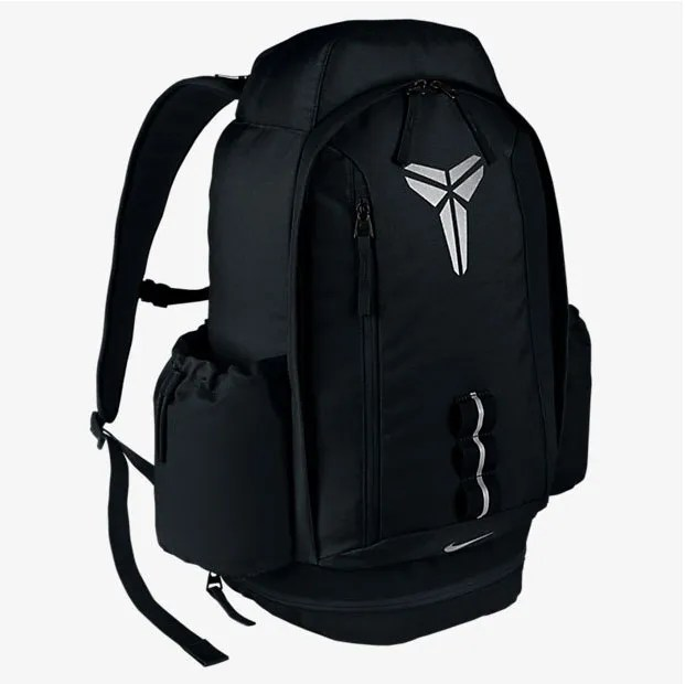 3f0a5714f839 Nike Kobe Mamba 11 Backpack Black Silver