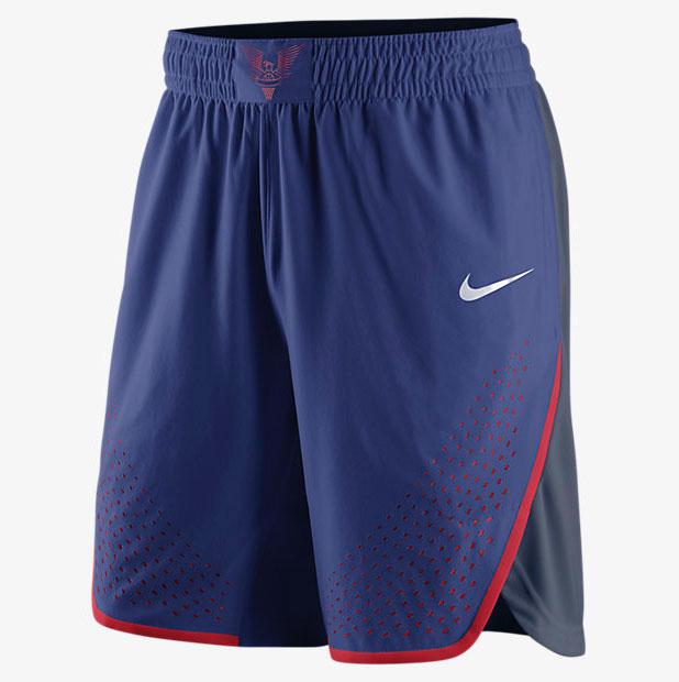 Team USA Nike Basketball Shorts