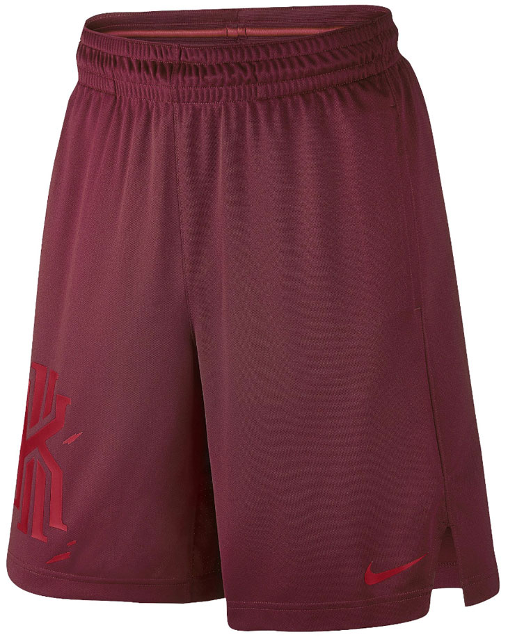 new style 99c32 f0985 ... team red release info 337c5 35f71  ebay nike kyrie 2 shorts burgundy  ba675 03c52
