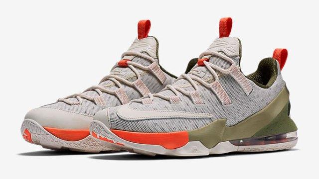 brand new deb12 c0569 Nike LeBron 13 Low | SportFits.com
