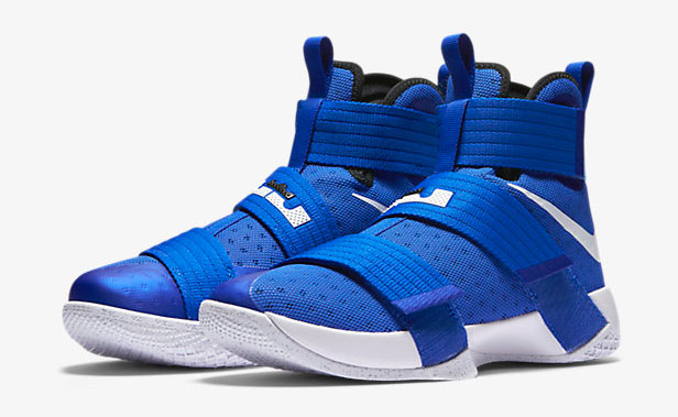 Nike LeBron Soldier 10 Royal Blue