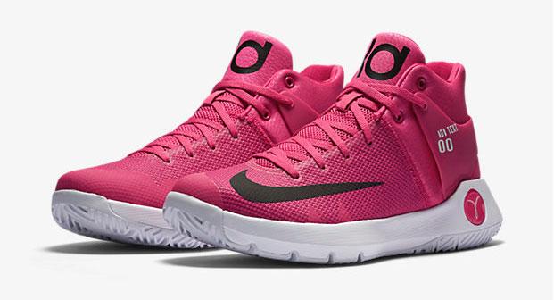 Nike KD Trey 5 IV Pink Kay Yow