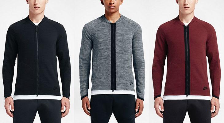 Nike Sportswear Tech Knit Bomber Jacket