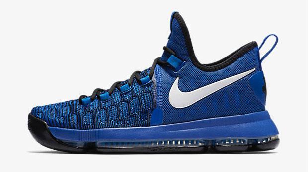 nike kd 9 royal blue bac909f82