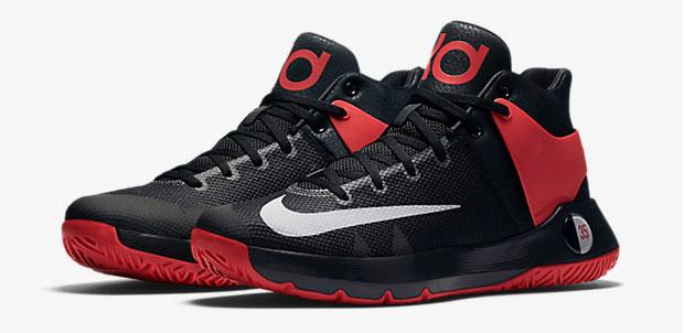 Nike KD Trey 5 IV Red Black Grey