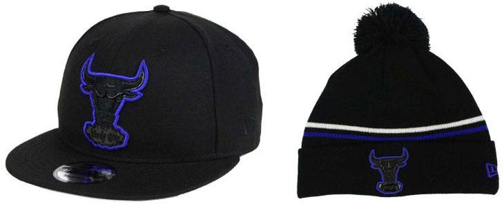 c8b72fcb7c2 New Era Space Jam Bulls Sneaker Hook Hats