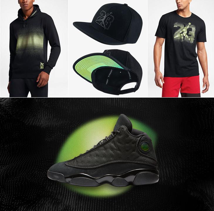 3f704d69bbfd6a ... new zealand air jordan 13 black cat clothing 71c50 8189d