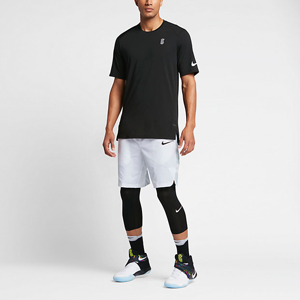 hot sales aeb06 29ce3 ... nike-kyrie-3-hyper-elite-shorts-white ...