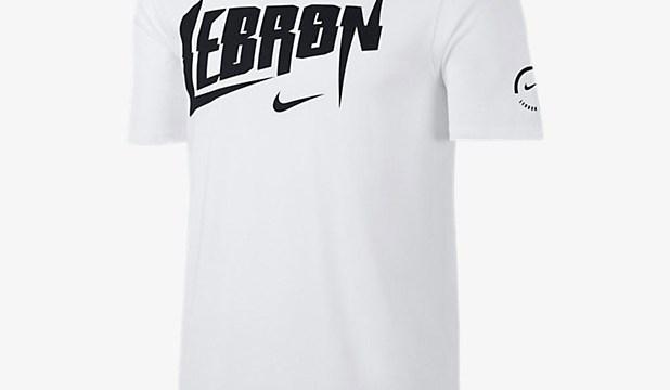 best loved 1f383 c5bfe Nike Dry LeBron Concert T-Shirt