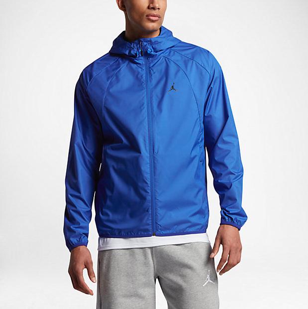 c15412b35847 Jordan Sportswear Wings Windbreaker Jacket (Game Royal)