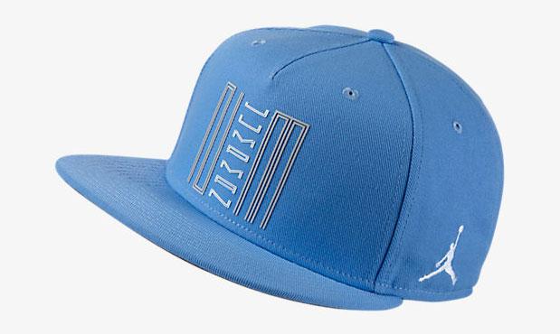 94d87361 Air Jordan 11 Low UNC Hat | SportFits.com