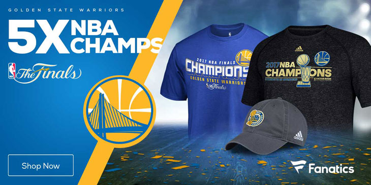 Golden State Warriors 2017 NBA Champion Gear  1c81e2976