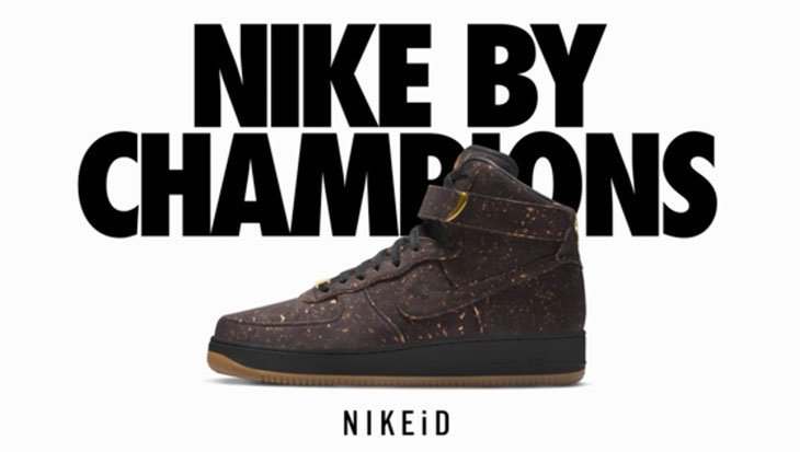 lowest price 2c55d 64d99 nike-air-force-1-cork-id. Surfacing in celebration of Golden State s 2017 NBA  Finals Championship win is this NikeiD Premium Cork Collection ...