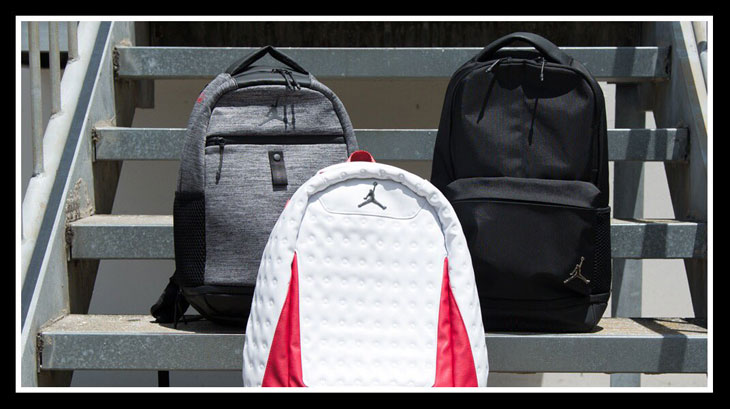 6c9770eac1dc Jordan Backpacks Back to School 2017 at Champs Sports