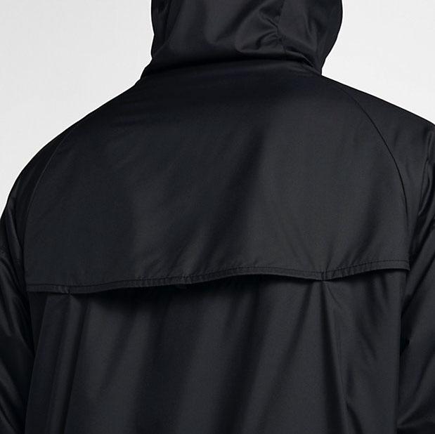 269fc9cf5add6 Nike Sportswear Windrunner Winterized Jacket Black Gold