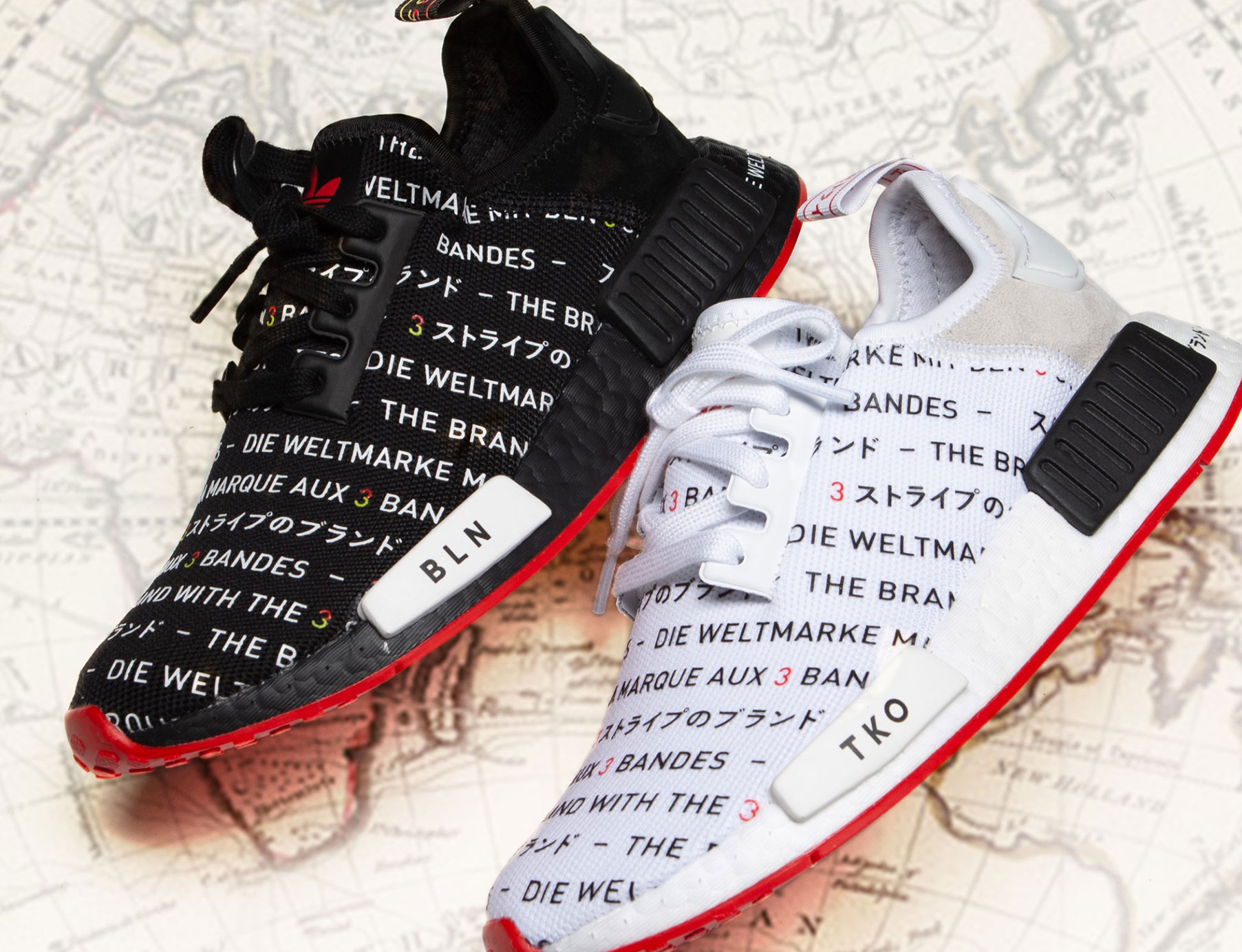 adidas NMD Passport Pack Pays Homage To Berlin and Tokyo