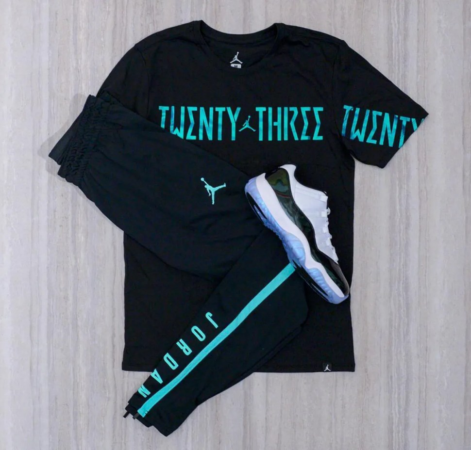 da82dd9eb9d Air Jordan Retro 6 Sport Blue Shirts - DREAMWORKS