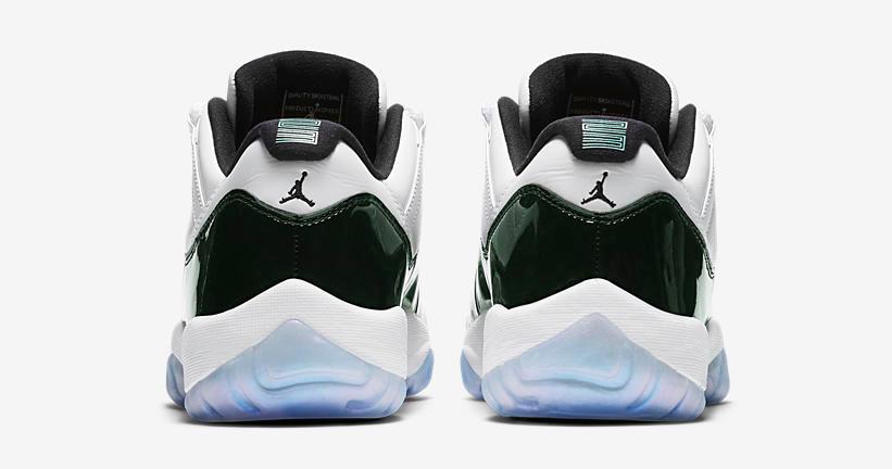 83193f502a9 air-jordan-11-low-iridescent-emerald-easter-hat-