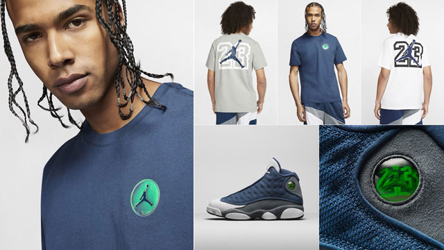 Air Jordan 13 Flint 2020 Shirts Sportfits Com