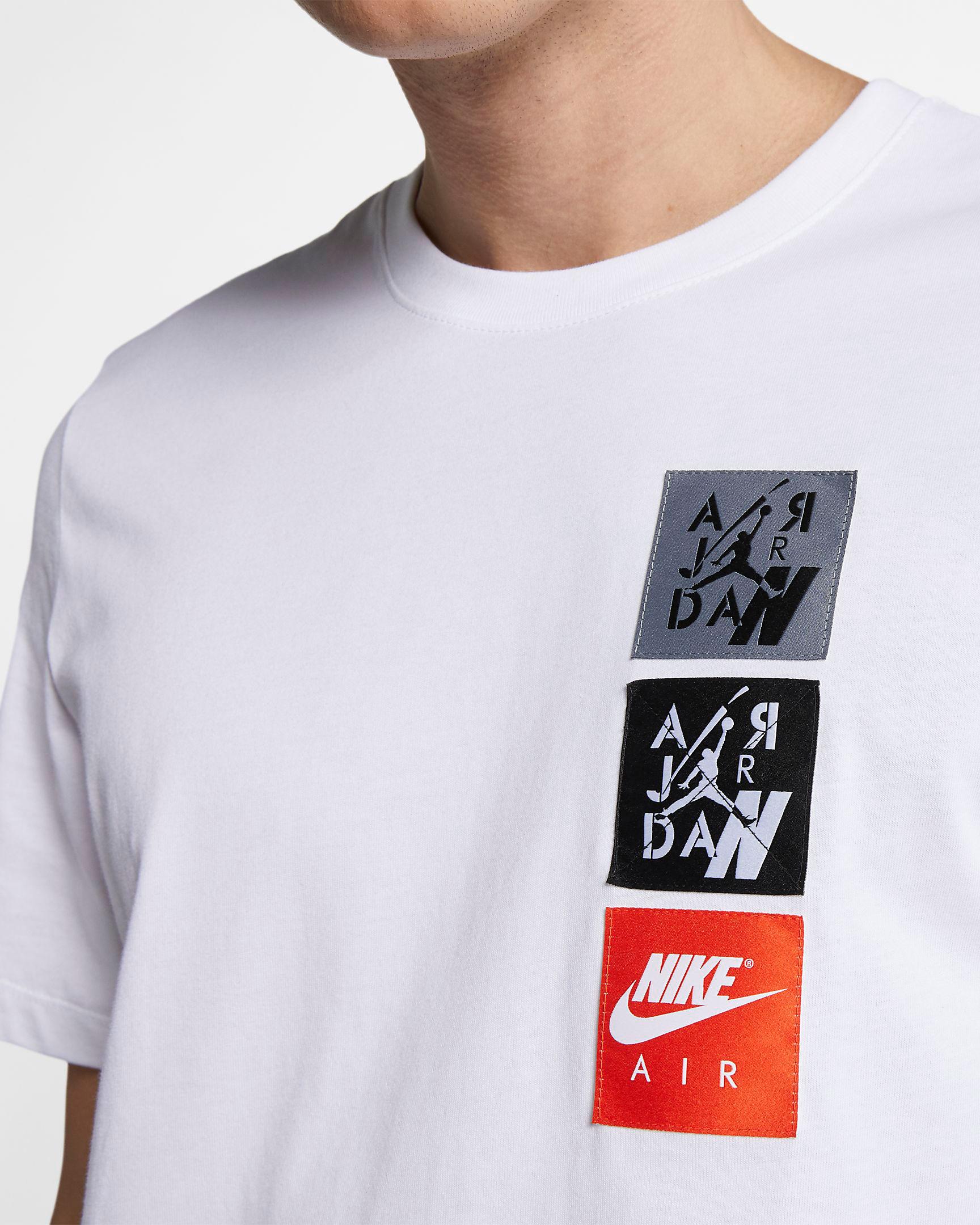 Air Jordan 4 Bred 2019 Clothing Shirts