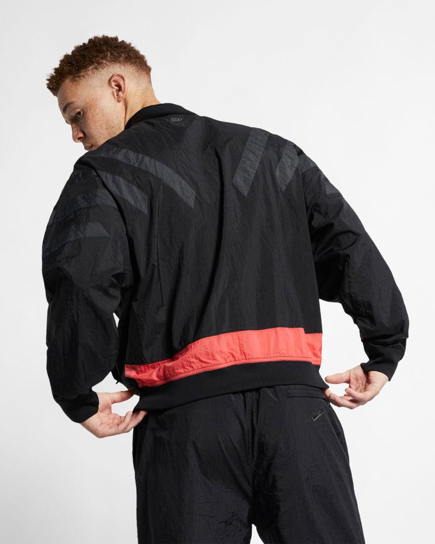 Air Jordan 6 Black Infrared Jacket