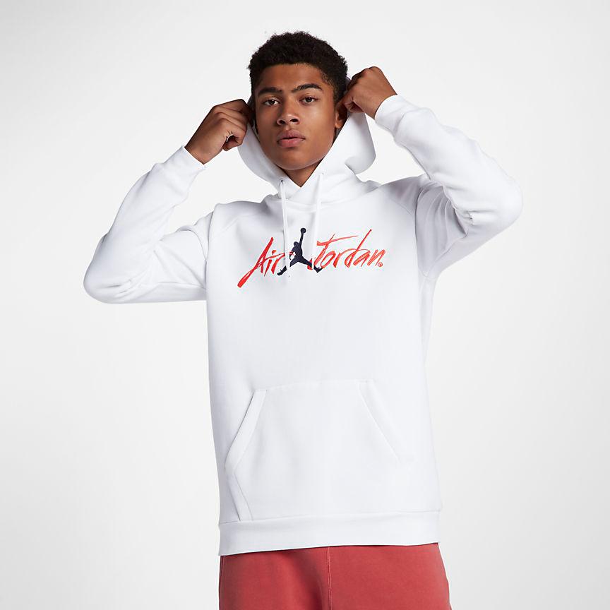 meet 75436 f1da3 air-jordan-6-tinker-infrared-hoodie-3
