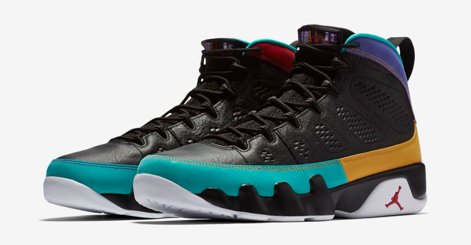 release date: 56514 d1fc9 air-jordan-9-dream-it-do-it-clothing-