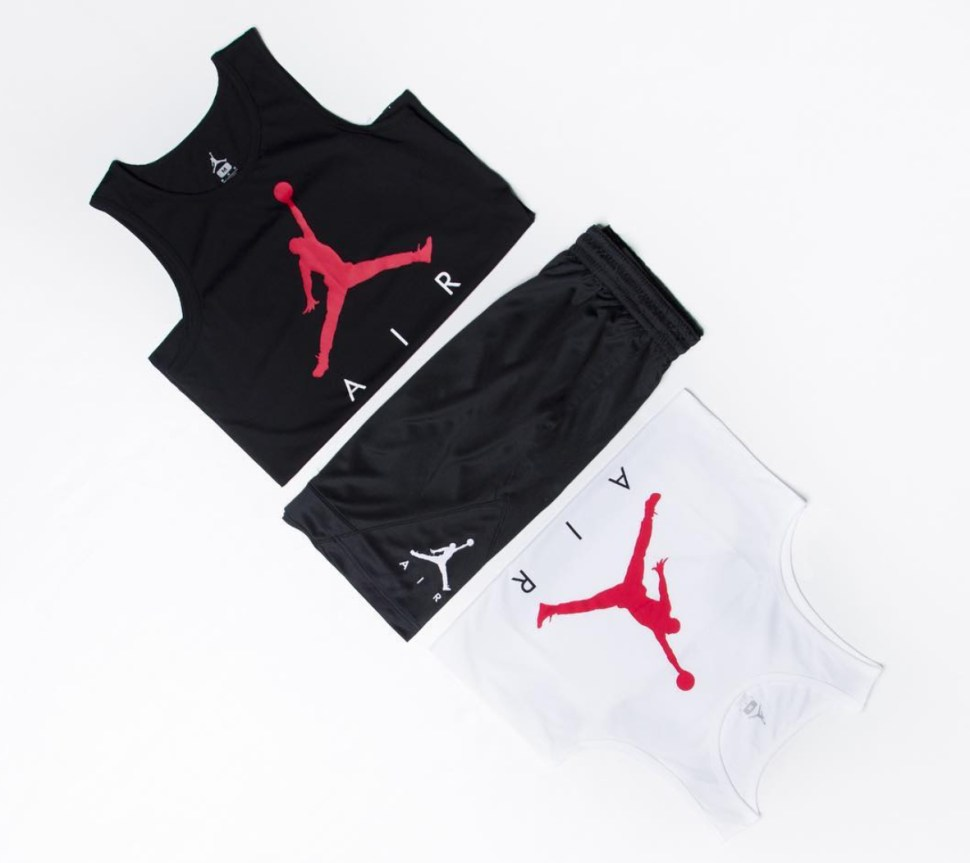 d9f98ee53f4 Jordan Jumpman Air Tank Tops and Shorts for Summer | SportFits.com
