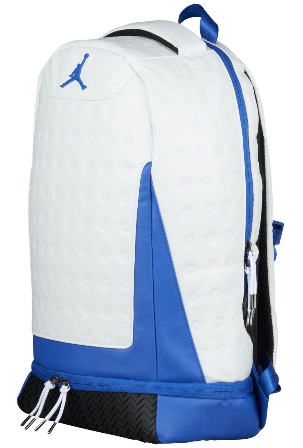sports shoes c722f 30701 Jordan Retro 13 Hyper Royal Backpack | SportFits.com