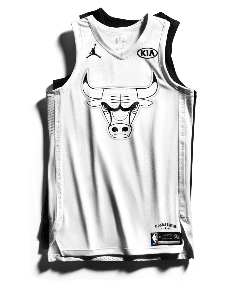 buy popular 5d8db d7b3e All of the 2018 NBA All Star Game Clothing and Gear ...