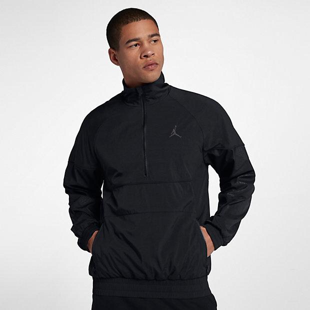Jordan Retro 3 Black Jacket and Pants