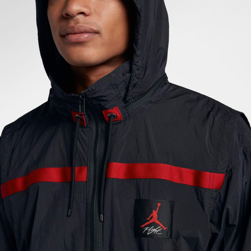 c7009e3e05e4a8 Jordan Wings of Flight Windbreaker Jackets Inspired by the Original ...