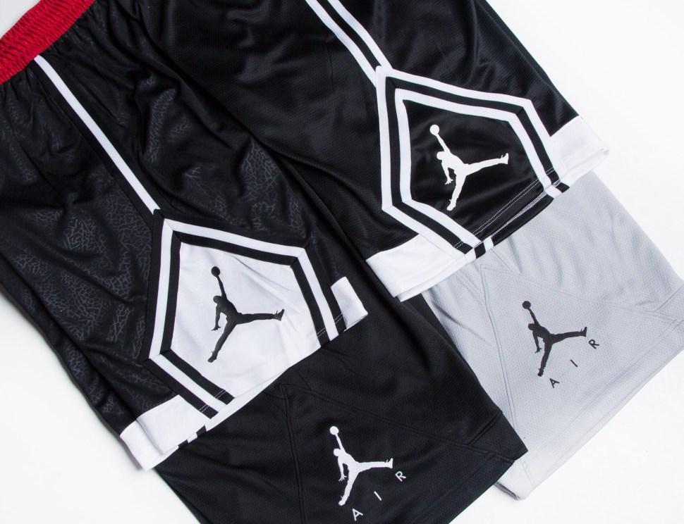 b356ff46411 Jordan Diamond Rise Basketball Shorts | SportFits.com
