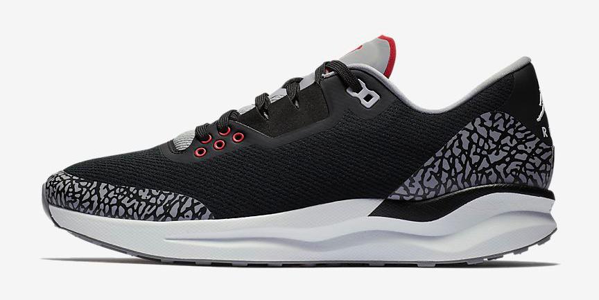 Jordan Zoom Tenacity 88 Black Cement  16a963051