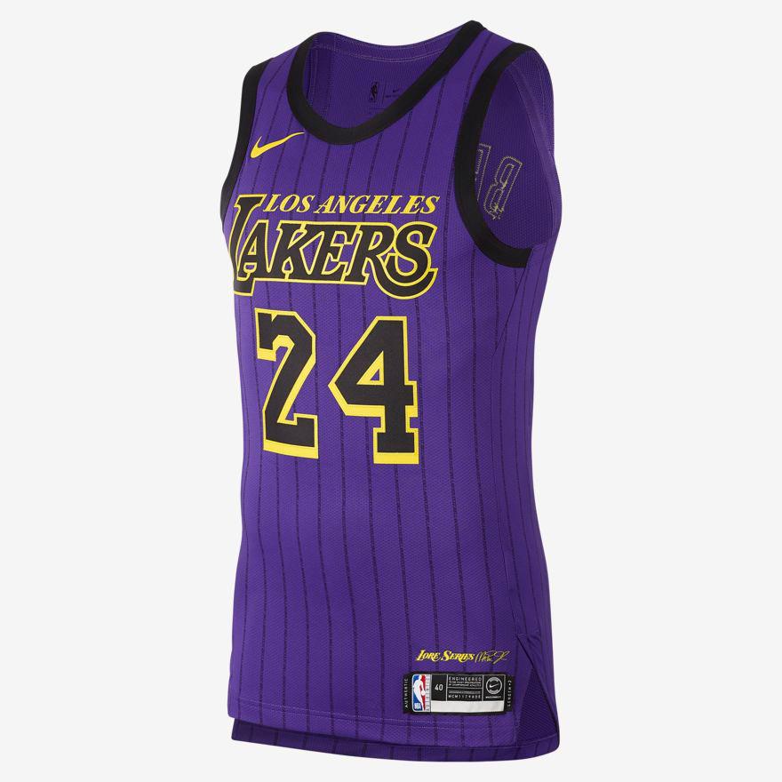 Nike Kobe AD Lakers Hyper Grape Purple Gold