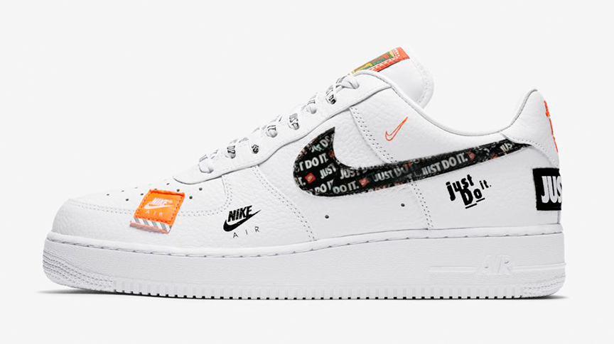deb0510dd72d6 Nike Air Force 1 JDI Just Do It Shoes Hoodie