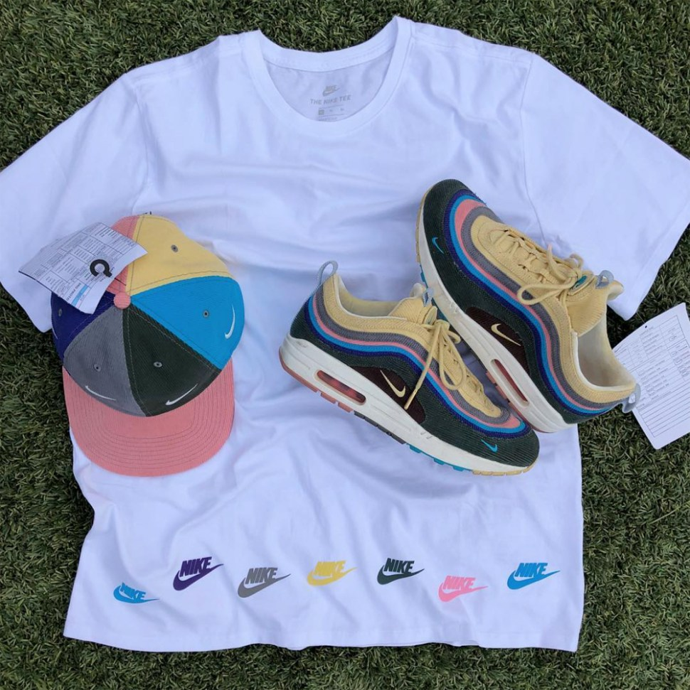 fbbb5f06760a3 Sean Wotherspoon Nike Tee Shirt - Wicked Spoon