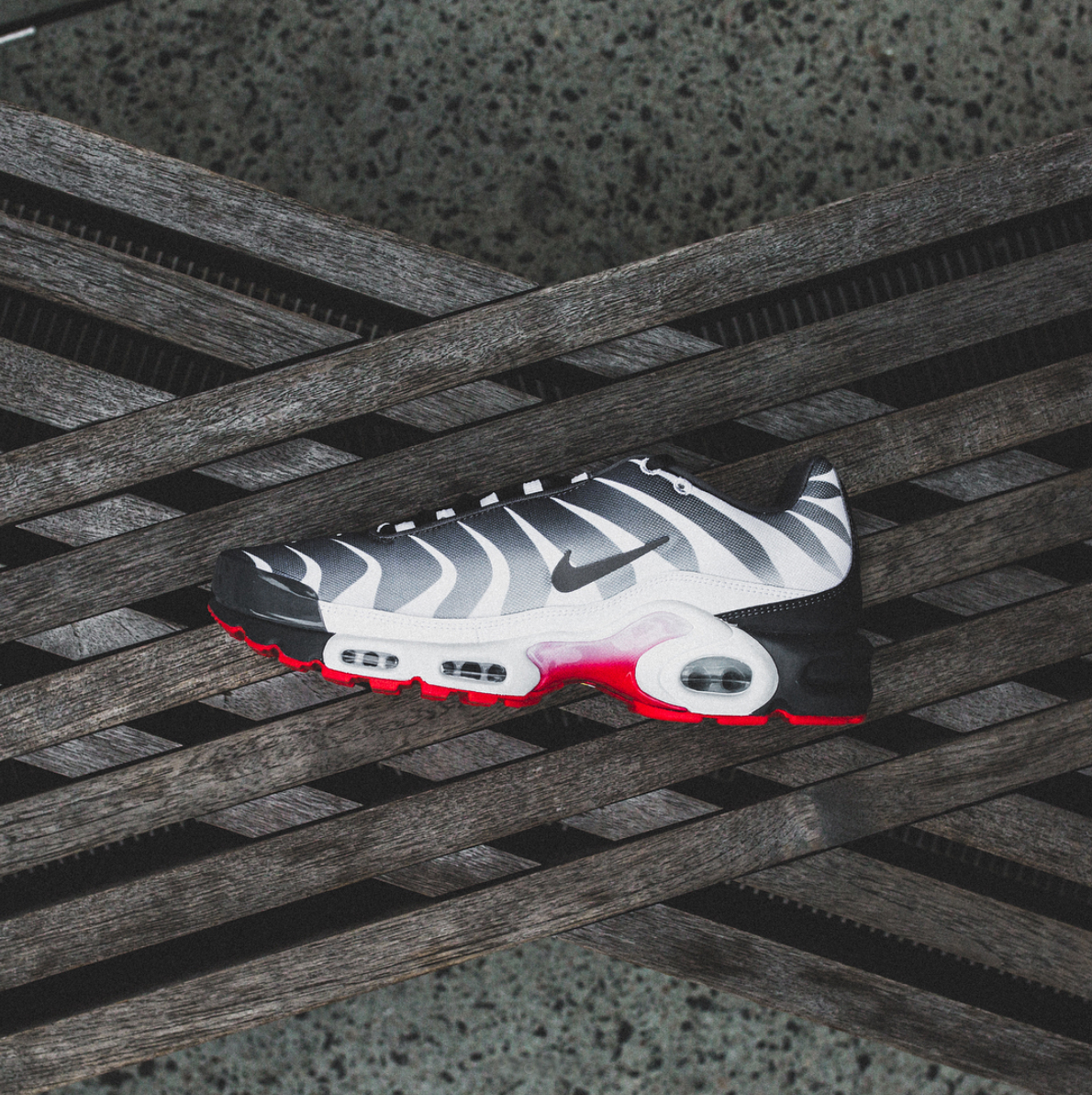 Nike Air Max Plus BeforeAfter The Bite Release Info