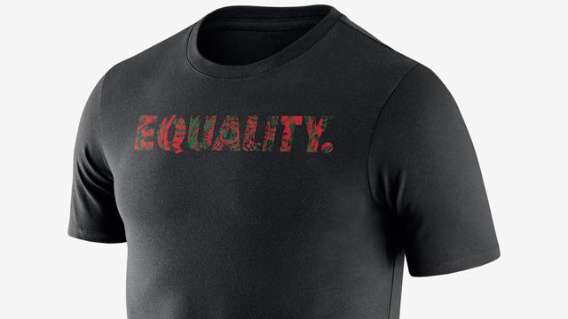 top fashion cfd9a ce52d Nike BHM EQUALITY T-Shirt