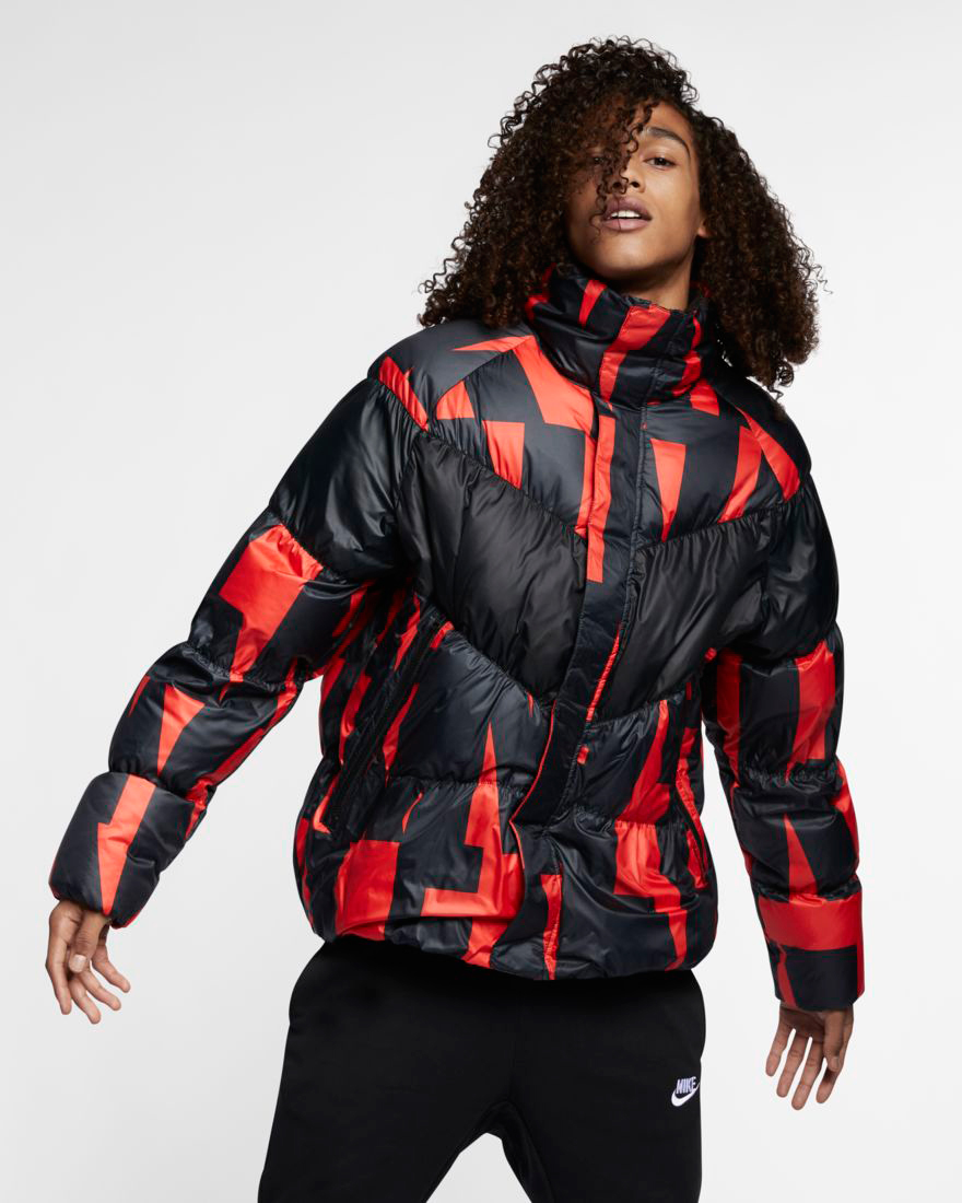 7a35222b9879 nike-down-fill-jacket-allover-print-habanero-red-