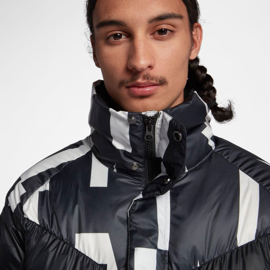Cementerio deseable Frenesí  Nike Sportswear Down Fill Graphic Jackets | SportFits.com