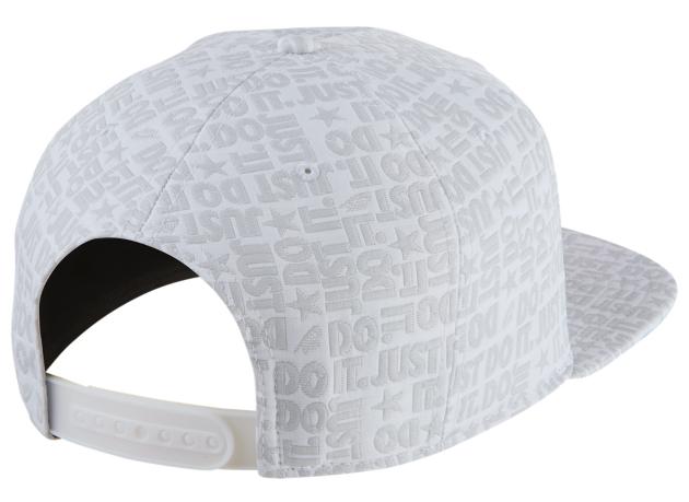 cb9353ade7cbf Nike Air Force 1 JDI Just Do It Hat Match