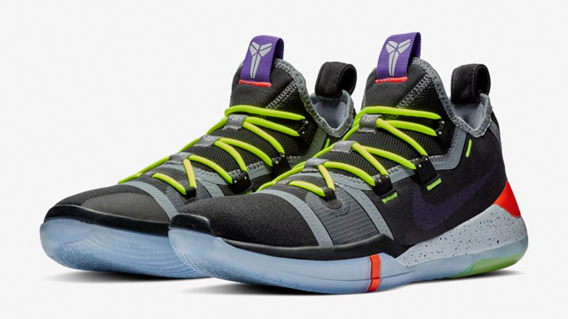 "the best attitude 46505 f0fa6 Nike Kobe AD ""Chaos"". Retro tints take over on the Black Mamba s ..."