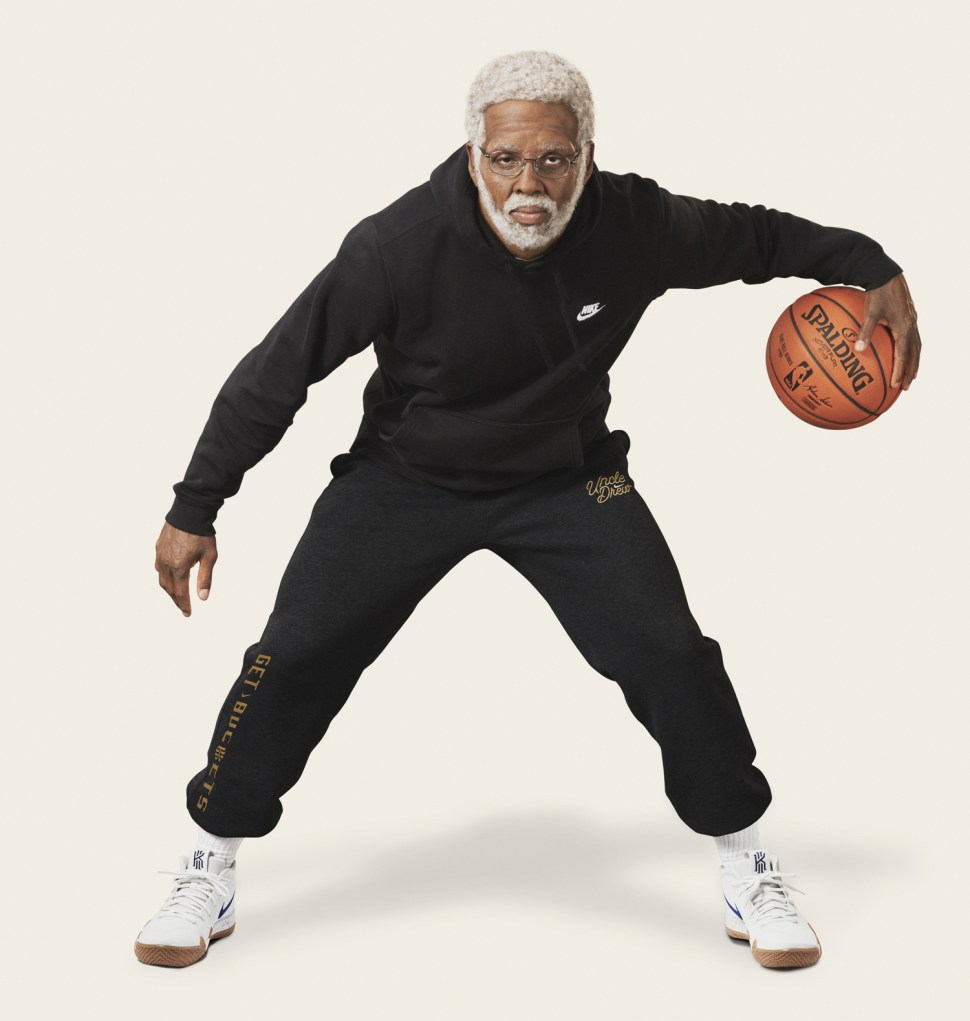 Nike Kyrie 4 Uncle Drew Clothing and Shoes  db7764efd