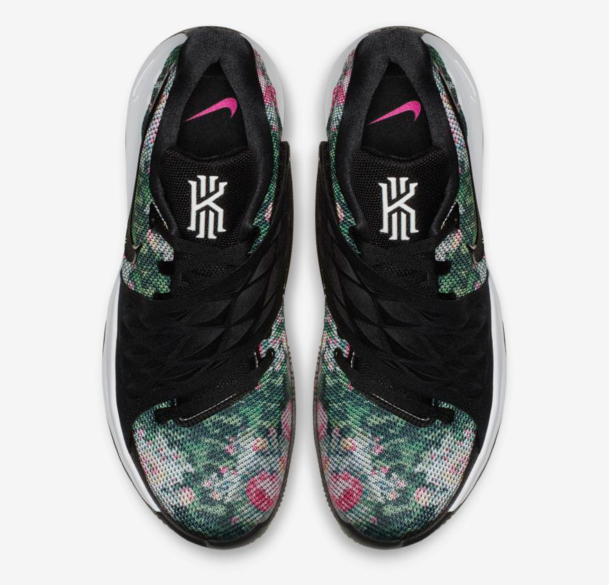 Nike Kyrie Low Floral Where to Buy