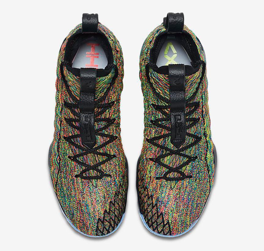 54e2d1f05ac2a Nike LeBron 15 Multi Color Four Horsemen